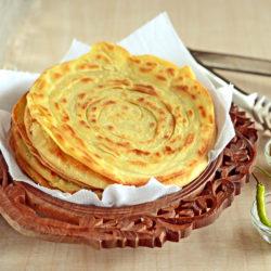 Lachha Paratha Foodieportal
