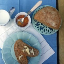 whole wheat beer bread | FoodiePortal