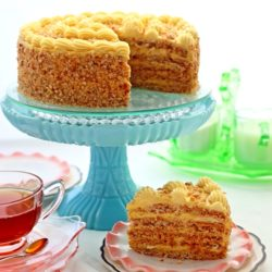 Dacquoise Cake aka Sans Rival
