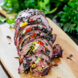 Matambre: Argentinian Stuffed Steak