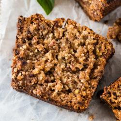 Gluten-Free Almond Cake with Dates