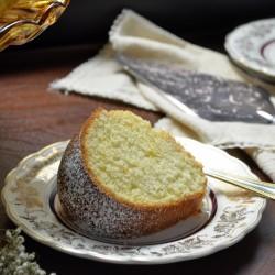 Italian Citrus Ring Cake