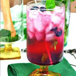 Blueberry Mojito Cocktail Recipe